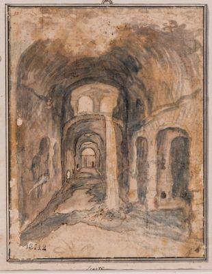 Colosseo, passaggio detto di Commodo