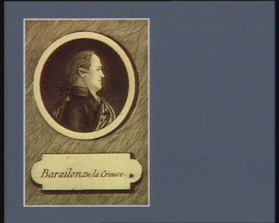 Barailon, de la Creuse* [estampe]