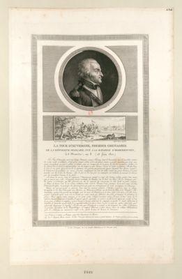 La  Tour d'Auvergne, premier grenadier de la Republique française [estampe]