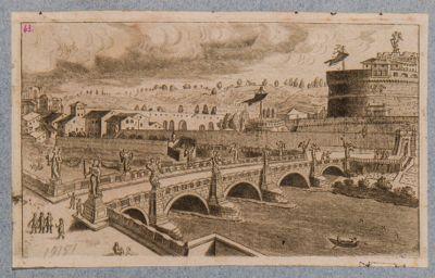 Ponte Elio e Castel S. Angelo