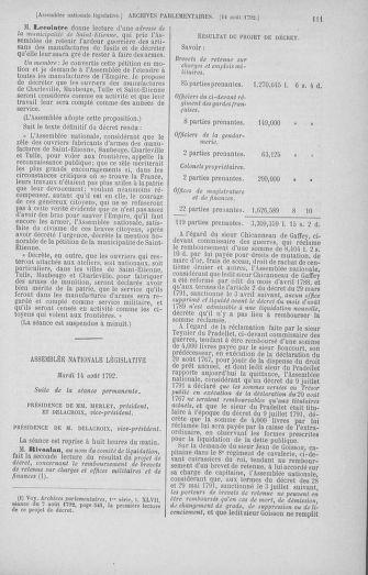 Tome 48 : Du 11 août au 25 août 1792 - page 111