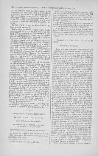 Tome 48 : Du 11 août au 25 août 1792 - page 150