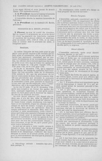 Tome 48 : Du 11 août au 25 août 1792 - page 162