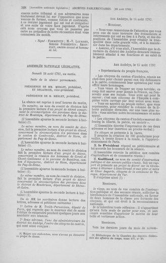 Tome 48 : Du 11 août au 25 août 1792 - page 328