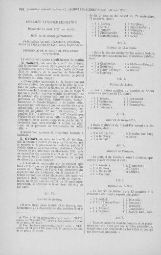 Tome 48 : Du 11 août au 25 août 1792 - page 364