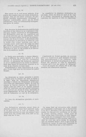Tome 48 : Du 11 août au 25 août 1792 - page 453