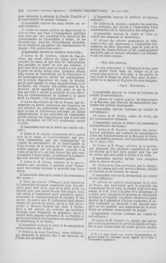 Tome 48 : Du 11 août au 25 août 1792 - page 612