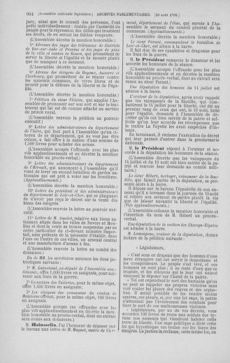 Tome 48 : Du 11 août au 25 août 1792 - page 664