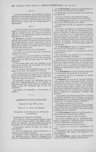 Tome 48 : Du 11 août au 25 août 1792 - page 686