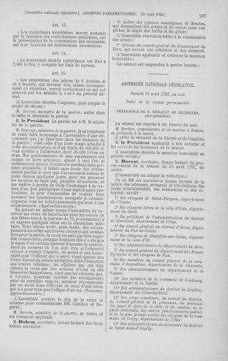 Tome 48 : Du 11 août au 25 août 1792 - page 707
