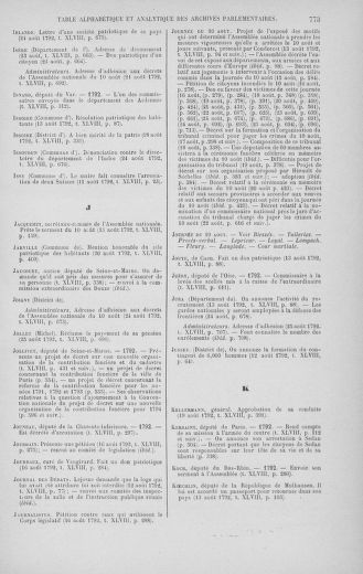 Tome 48 : Du 11 août au 25 août 1792 - page 773