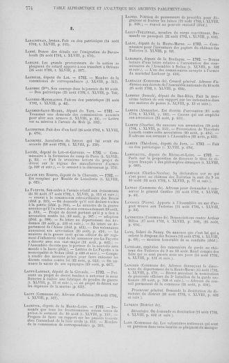 Tome 48 : Du 11 août au 25 août 1792 - page 774
