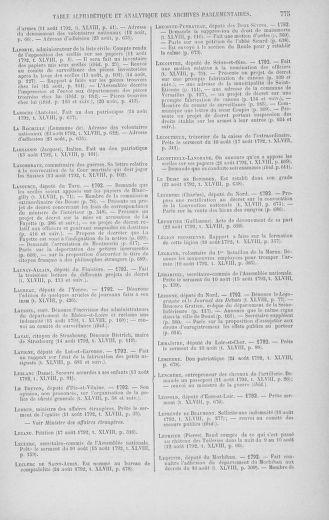 Tome 48 : Du 11 août au 25 août 1792 - page 775