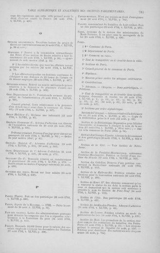 Tome 48 : Du 11 août au 25 août 1792 - page 783