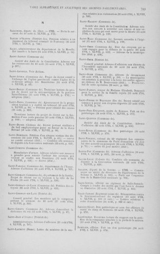 Tome 48 : Du 11 août au 25 août 1792 - page 789