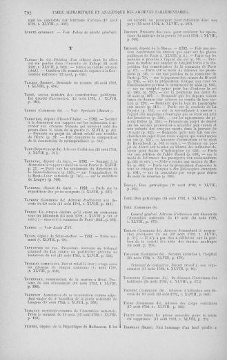 Tome 48 : Du 11 août au 25 août 1792 - page 792