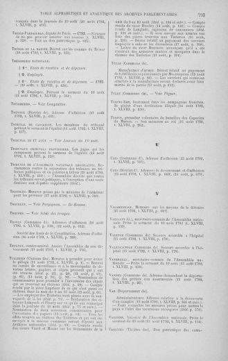 Tome 48 : Du 11 août au 25 août 1792 - page 793