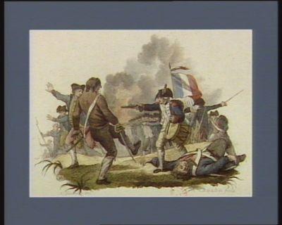 [Tafereelen van de Staatsomwenteling in Frankrijk] [een en twintigste deel] : [estampe]