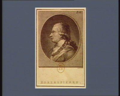 Roberspierre [estampe]