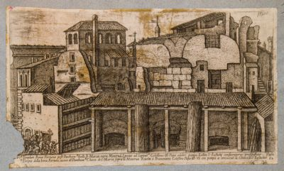 Templum Bonae Fortunae post Pantheon