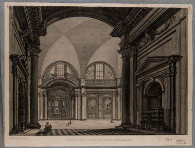 Chiesa di S. Maria degli Angeli, interno