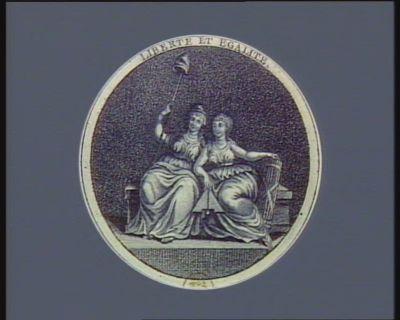 Liberté et Egalité [estampe]