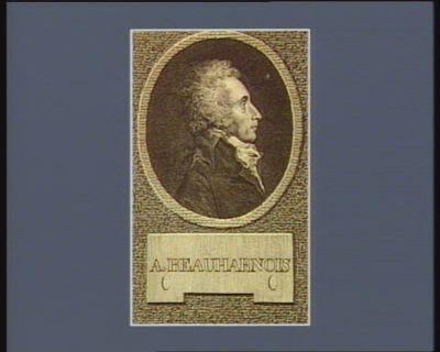 A. Beauharnais [estampe]