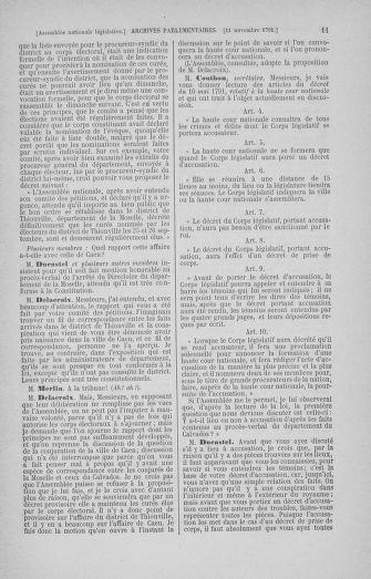 Tome 35 : Du 11 novembre au 10 décembre 1791 - page 11