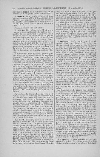 Tome 35 : Du 11 novembre au 10 décembre 1791 - page 12