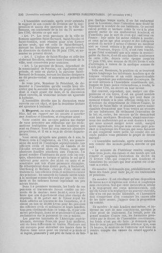 Tome 35 : Du 11 novembre au 10 décembre 1791 - page 106