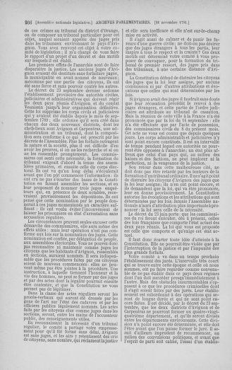 Tome 35 : Du 11 novembre au 10 décembre 1791 - page 266