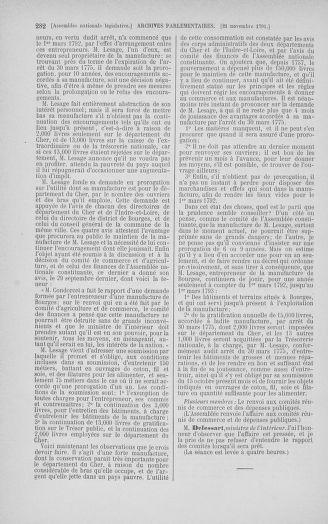 Tome 35 : Du 11 novembre au 10 décembre 1791 - page 282