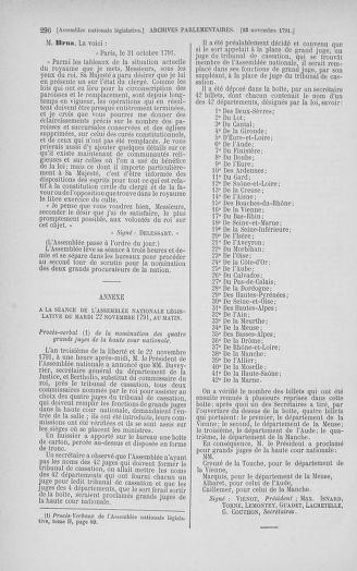 Tome 35 : Du 11 novembre au 10 décembre 1791 - page 296