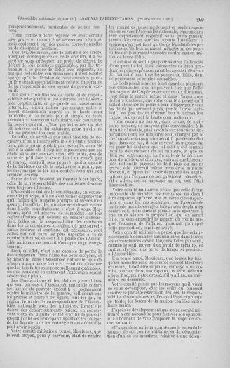 Tome 35 : Du 11 novembre au 10 décembre 1791 - page 299