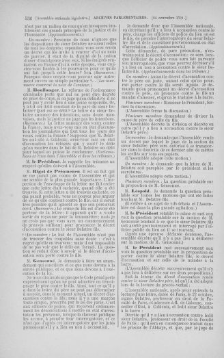Tome 35 : Du 11 novembre au 10 décembre 1791 - page 356