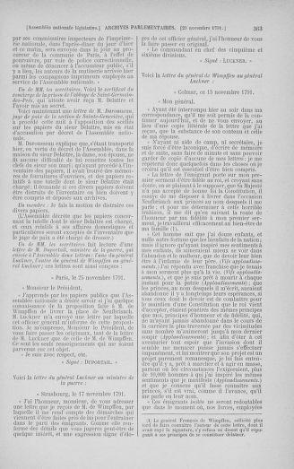Tome 35 : Du 11 novembre au 10 décembre 1791 - page 363