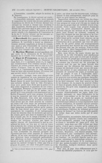 Tome 35 : Du 11 novembre au 10 décembre 1791 - page 372