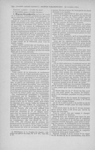 Tome 35 : Du 11 novembre au 10 décembre 1791 - page 414