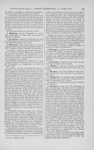 Tome 35 : Du 11 novembre au 10 décembre 1791 - page 469