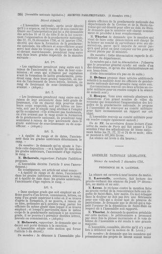 Tome 35 : Du 11 novembre au 10 décembre 1791 - page 504