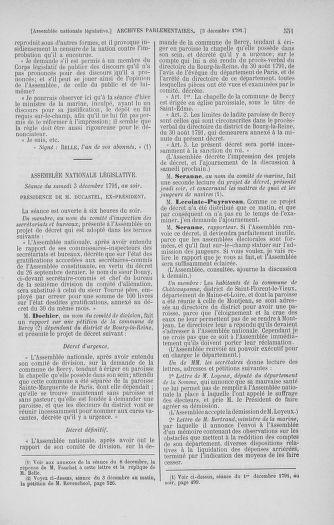 Tome 35 : Du 11 novembre au 10 décembre 1791 - page 551
