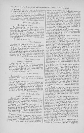 Tome 35 : Du 11 novembre au 10 décembre 1791 - page 552