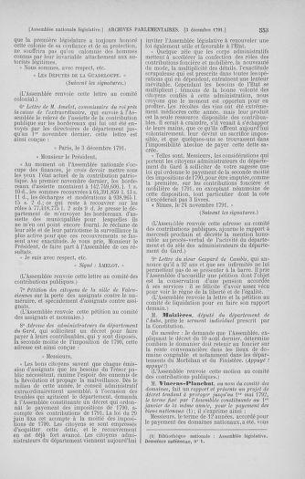 Tome 35 : Du 11 novembre au 10 décembre 1791 - page 553