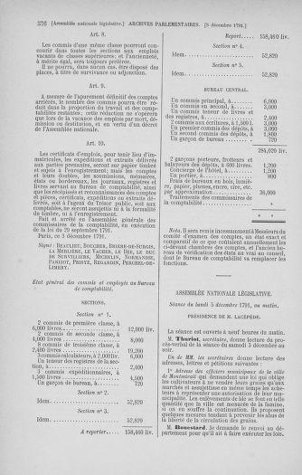 Tome 35 : Du 11 novembre au 10 décembre 1791 - page 576