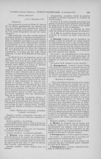 Tome 35 : Du 11 novembre au 10 décembre 1791 - page 599