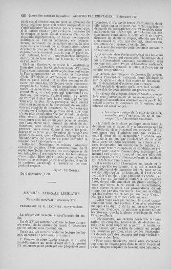 Tome 35 : Du 11 novembre au 10 décembre 1791 - page 620