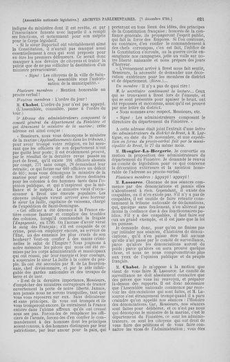Tome 35 : Du 11 novembre au 10 décembre 1791 - page 621