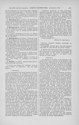 Tome 35 : Du 11 novembre au 10 décembre 1791 - page 647