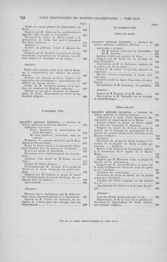 Tome 35 : Du 11 novembre au 10 décembre 1791 - page 744