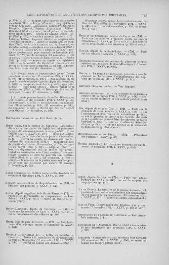 Tome 35 : Du 11 novembre au 10 décembre 1791 - page 765
